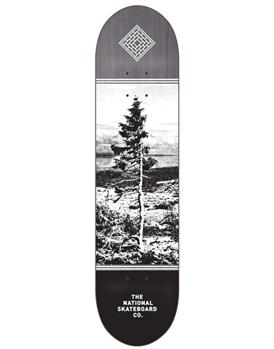 The National Skateboard Co. Dalarna Team Deck - 8.25""