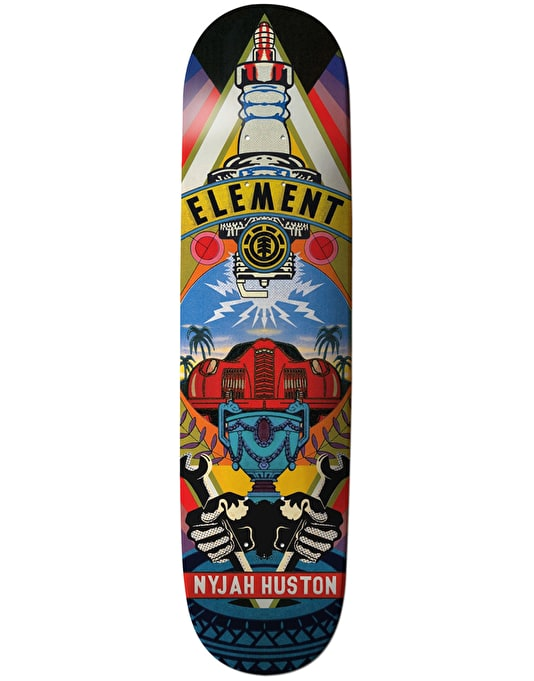 Element Nyjah Big Business Featherlight Pro Deck - 8.125""