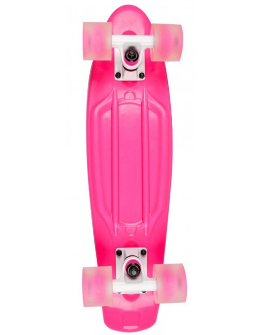 "D Street Neon Flash Polyprop Cruiser - 6"" x 23"""