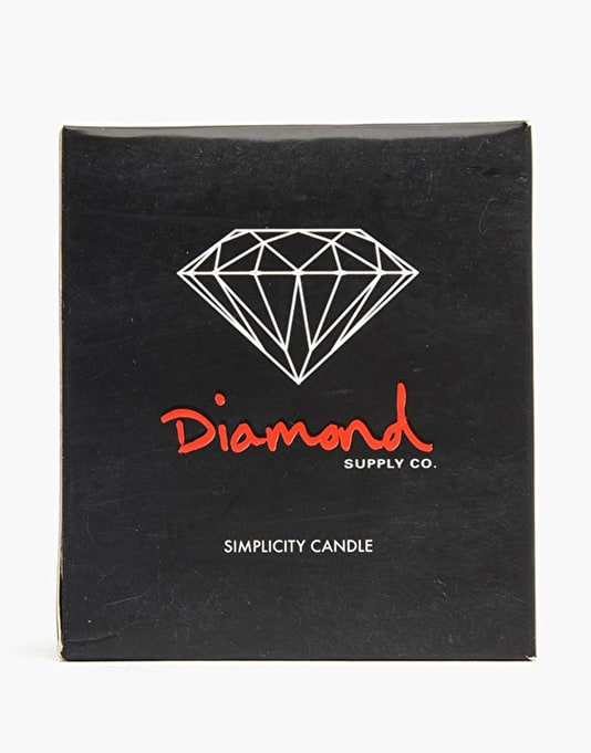 Diamond Supply Co. Simplicity Candle - Blue