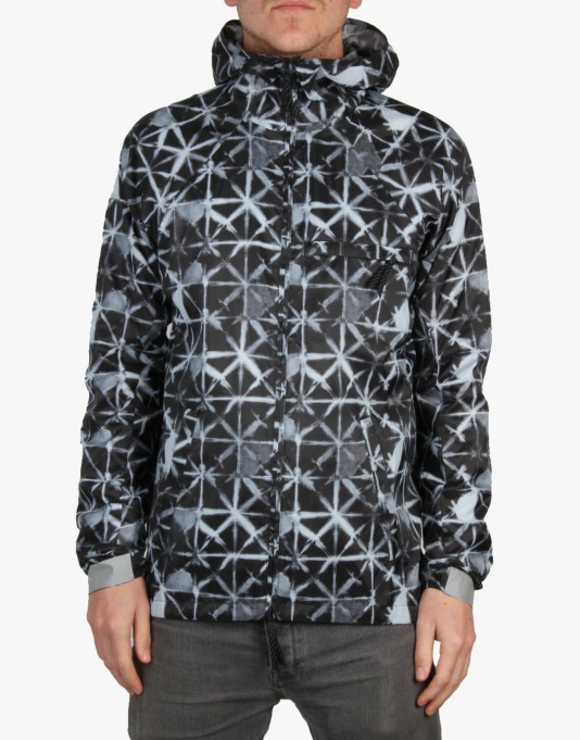 Nike SB Steele Lightweight Geo Dye Jacket - Black