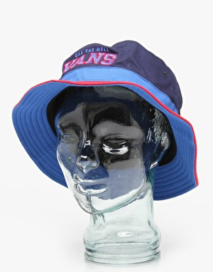 Vans Undertone Bucket Hat - Classic Blue/Peacoat/Reinvent Red
