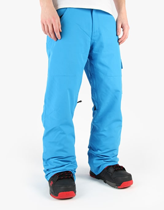 Bonfire Wallace 2015 Snowboard Pants - Bluestreak