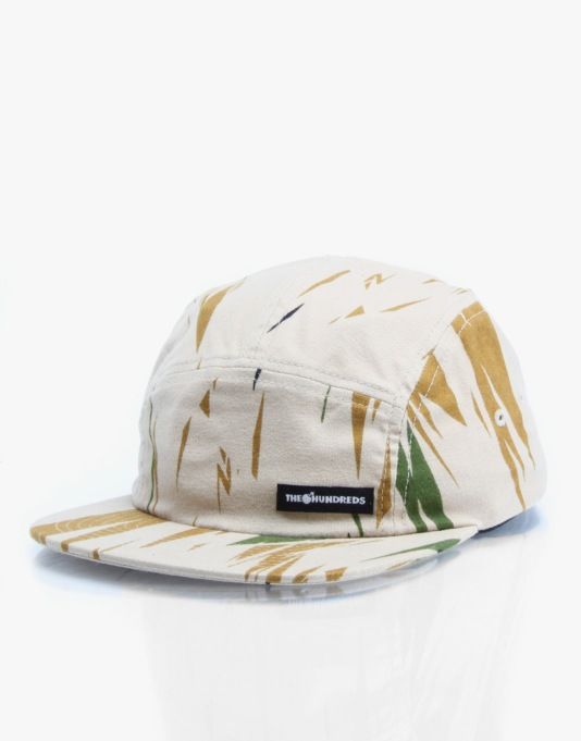 The Hundreds Milk 5 Panel Cap - Khaki