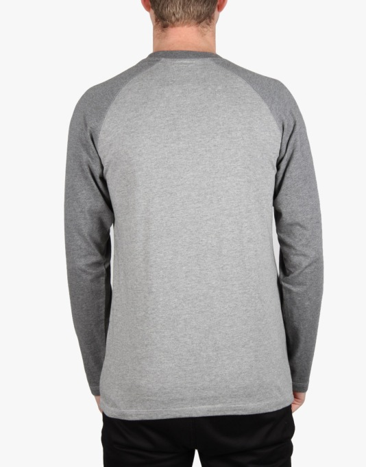 Dickies Lakeworth T-Shirt - Dark Gray Melange