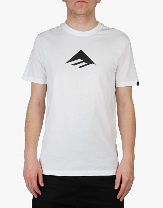 Emerica Triangle T-Shirt - White