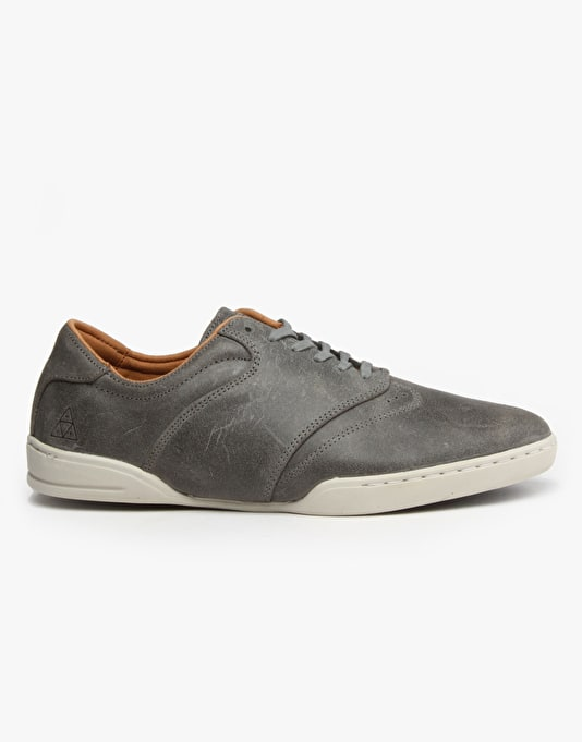 HUF Dylan Skate Shoes - Charcoal/Bone White
