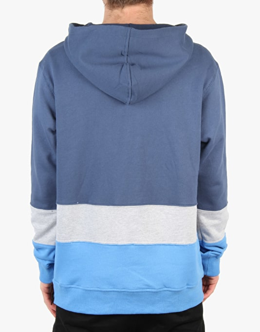 Grizzly Stadium Pullover Hoodie - Blue