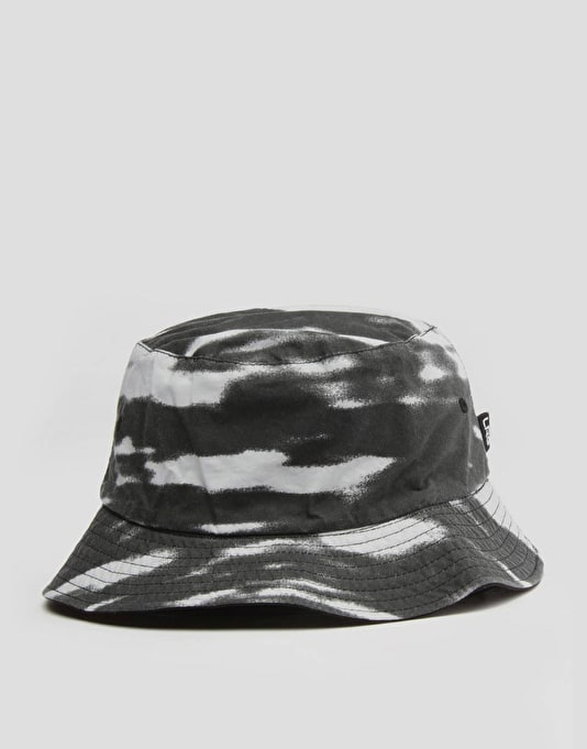 LRG Angels & Demons Reversible Bucket Hat - Ash