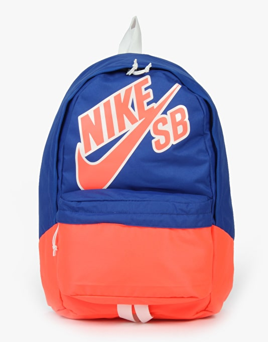 Nike SB Piedmont Backpack - Game Royal/Hot Lava