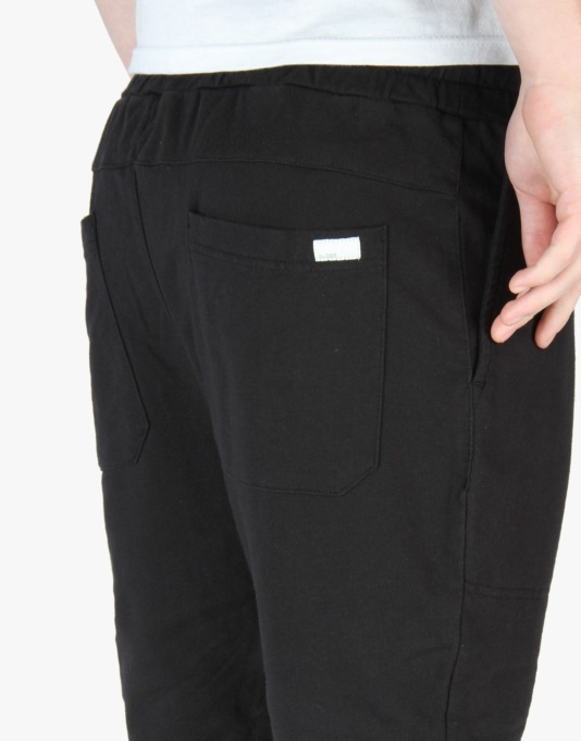 Globe Barkly Sweatshorts - Carbon Black