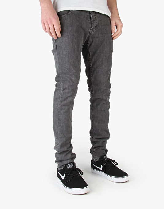 Kr3w K Skinny (Rehab Denim) - Marbled Grey