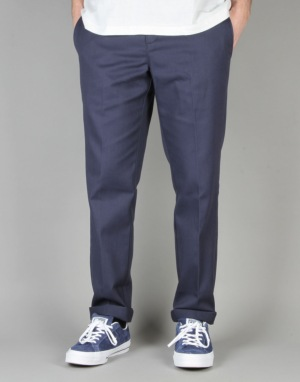 Dickies 872 Slim Tapered Work Pants - Navy