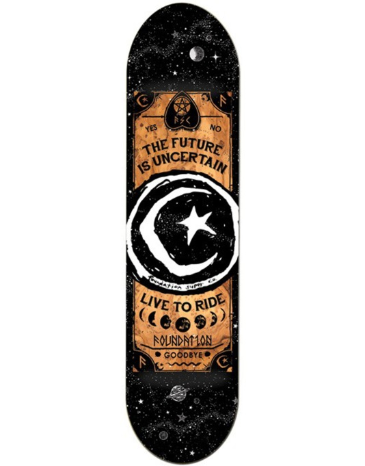 Foundation Star & Moon Ouija Team Deck - 8""