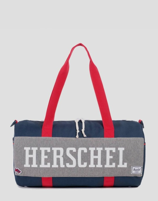 Herschel Supply Co. Hounds Collection Sutton Mid Duffel Bag - Navy