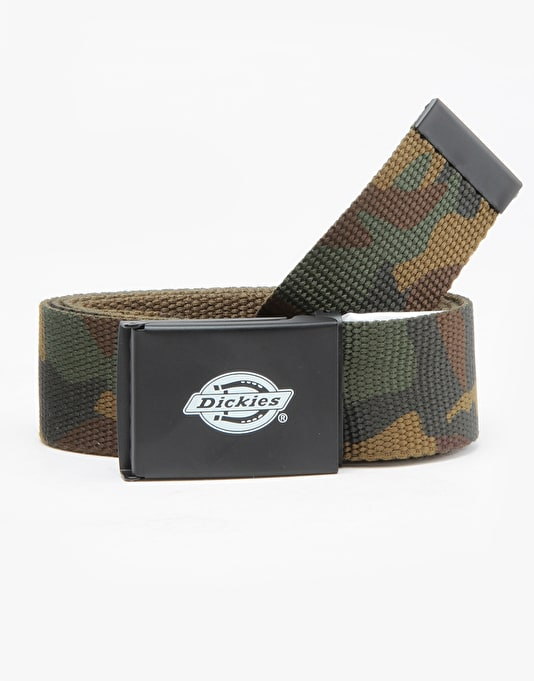 Dickies Orcutt Web Belt - Camouflage