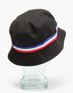 Grizzly Malibu Bucket Hat - Black