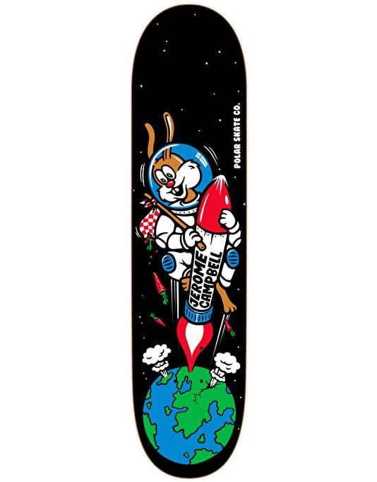 Polar Campbell Space Bunny Pro Deck - 8""