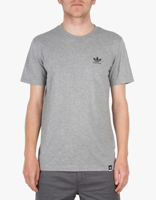 Adidas ADV 2.0 T-Shirt - Core Heather