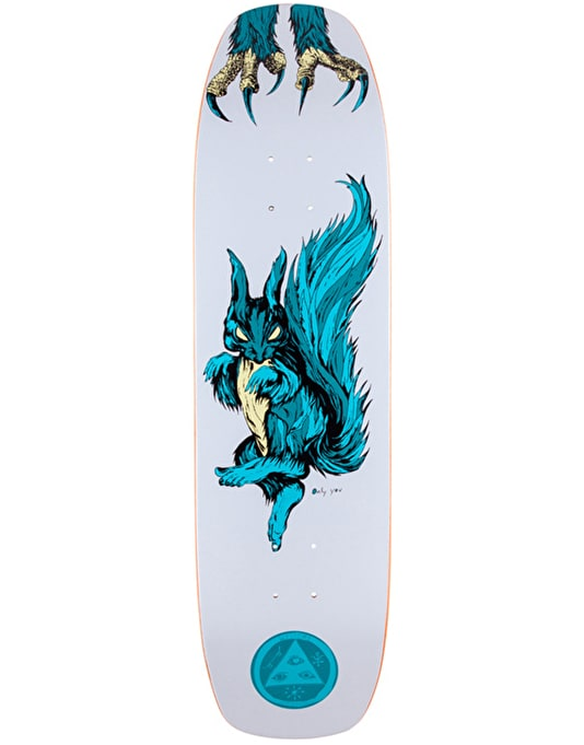 Welcome Swoop & Snag on Wormtail Team Deck - 8.4""