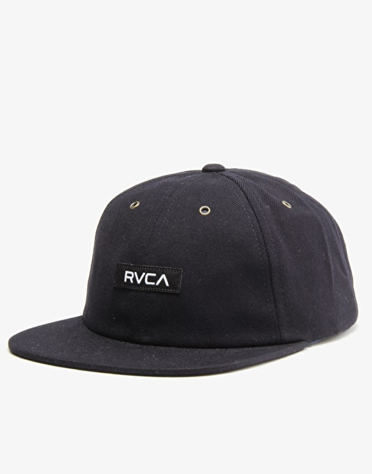 RVCA Bixel 6 Panel Cap - Navy