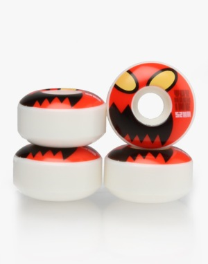 Toy Machine Monster Face Natural Team Wheels - 52mm