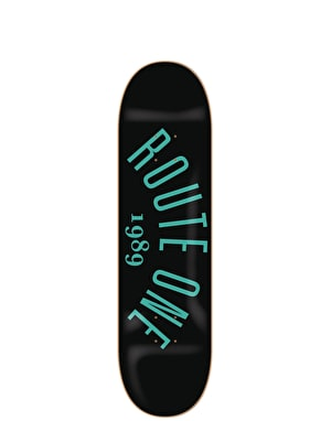 Route One Arch Logo Mini Team Deck - 7.25