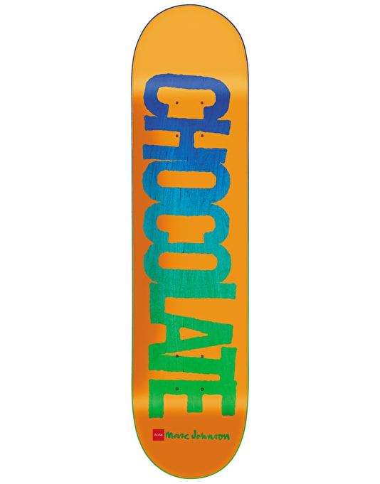 Chocolate Johnson Flyer Mini Pro Deck - 7.25""
