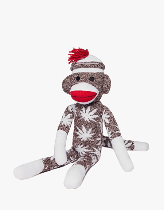 HUF Plantlife Monkey - Brown