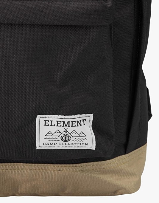 Element Beyond Backpack - Black/Tan