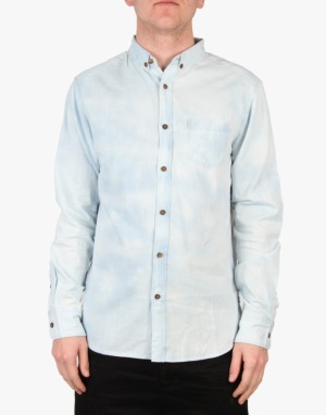 Globe Lennox Shirt - Faded Blue