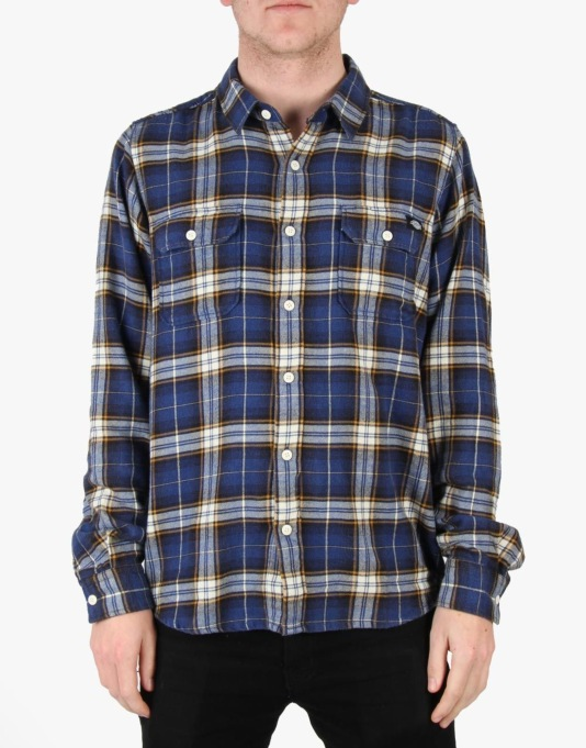 Dickies Glenwood Shirt - Royal Blue