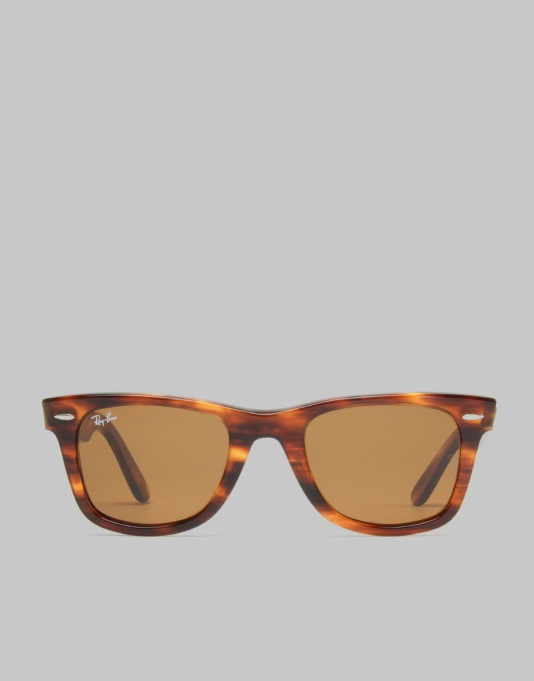 Ray-Ban Original Wayfarer Sunglasses - Light Tortoise RB2140 954 50