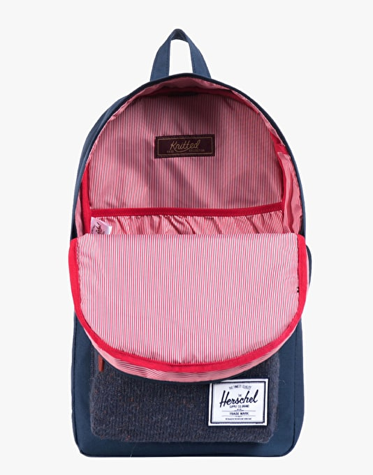Herschel Supply Co. Woodside Backpack - Navy Quilt