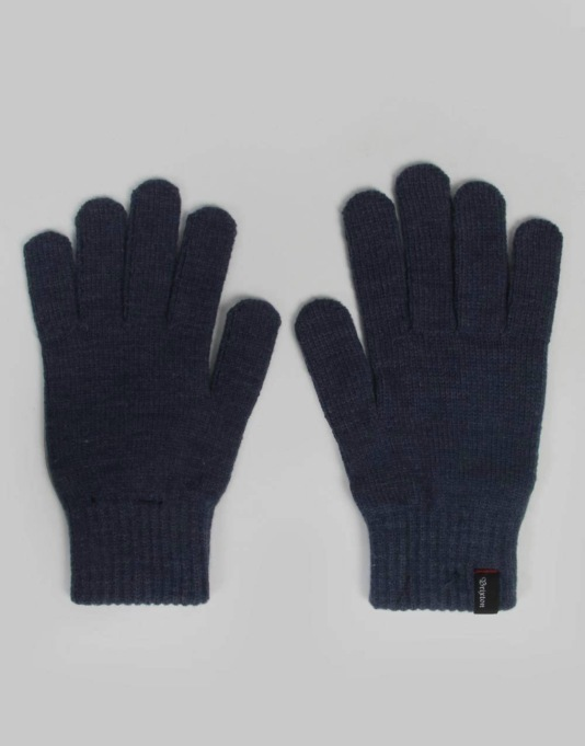 Brixton Butcher Gloves - Denim