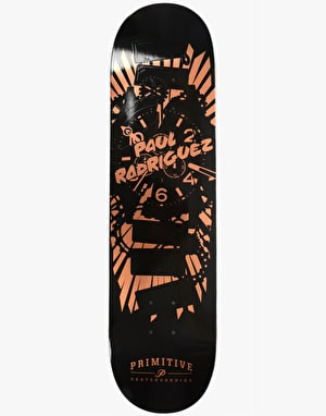 Primitive x Nixon R1 UK Exclusive P-Rod Times Up Pro Deck - 8