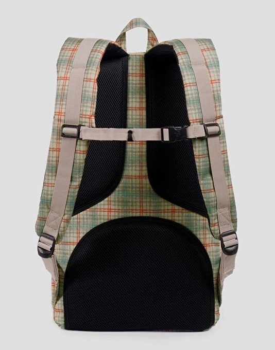 Herschel Supply Co. Village Backpack - Grey Plaid