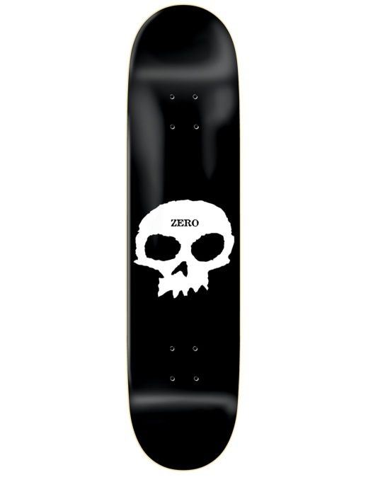 Zero Single Skull Team Deck - 8.5""
