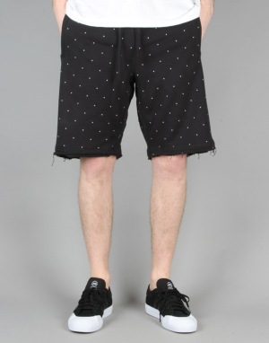 Nike SB Everett Polka Dot Shorts - Black
