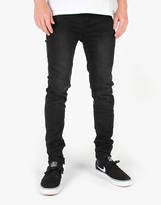 Grain Denim - Shadow Black
