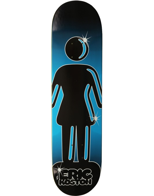 Girl Koston Thuper Bling Pro Deck - 8""