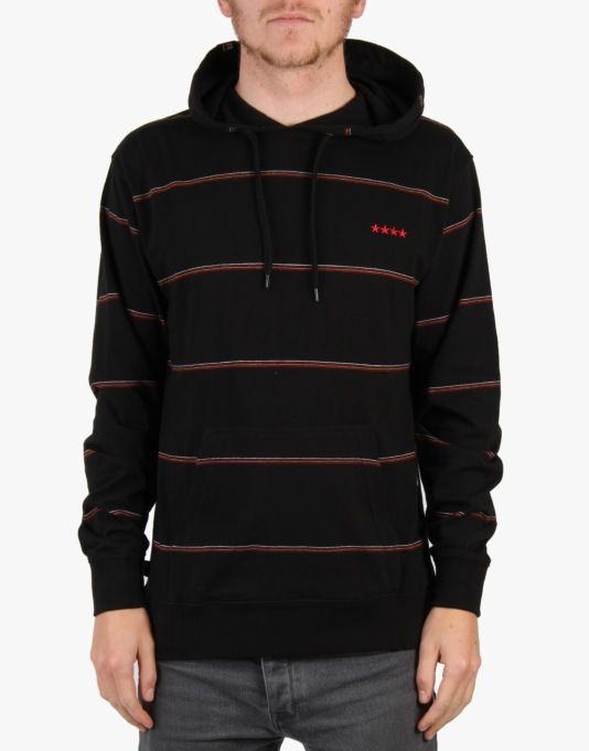 Fourstar Mikan Pullover Hoodie - Black