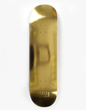 Primitive Skateboarding P-Rod Gold Bar Pro Deck - 8.63