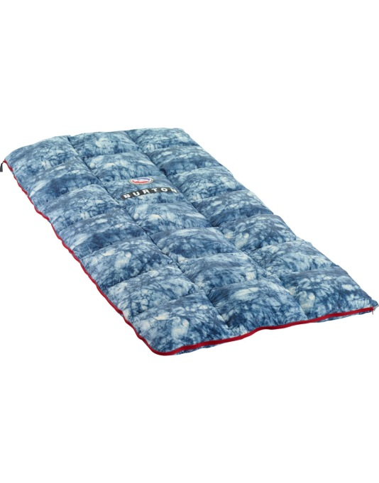 Burton x Big Agnes The Dirt Bag - Indigo Print