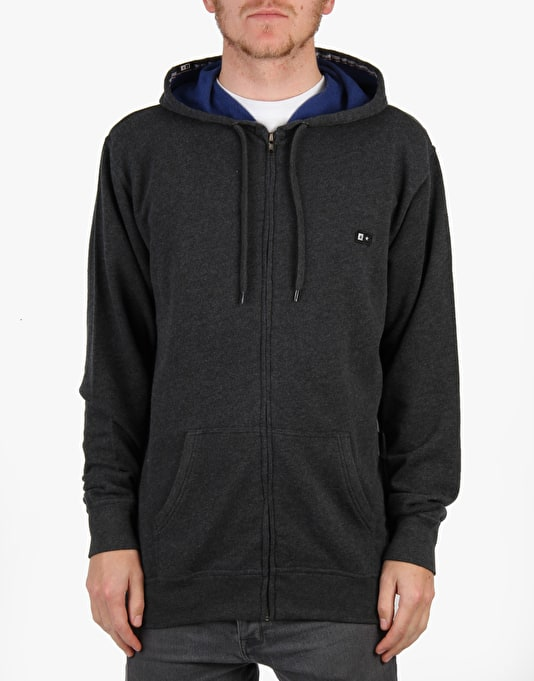Fourstar Willoughby Zip Hoodie - Black