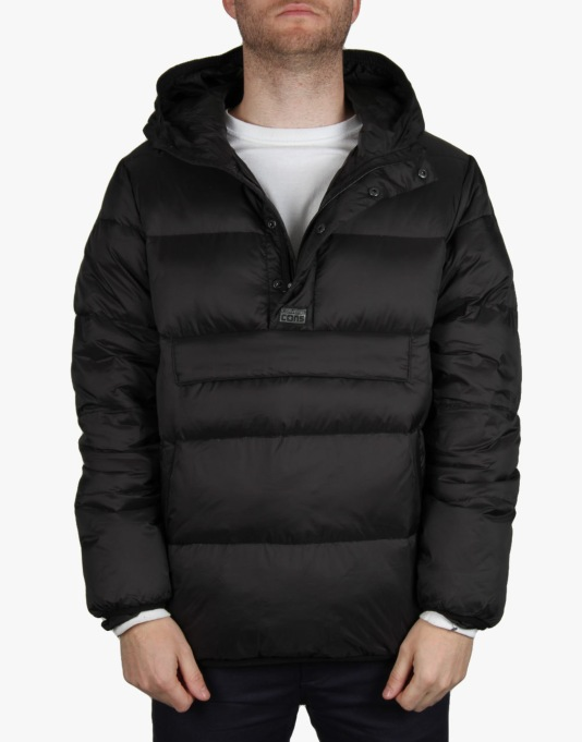 Converse Cons Packable Down Pullover Jacket - Black