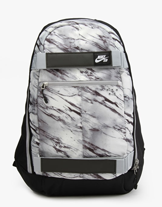 Nike SB Embarca Backpack - Summit White/Black/(White