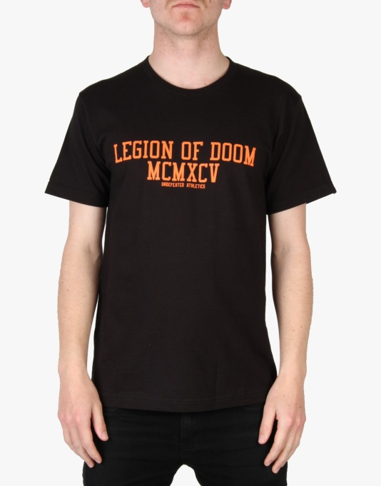 Undefeated Legion Of Doom T-Shirt - Black