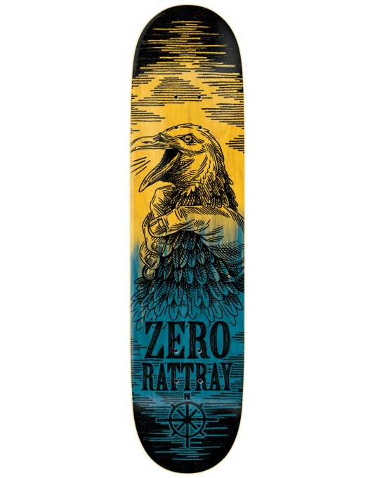 Zero Rattray Deliverance Pro Deck - 8.25""
