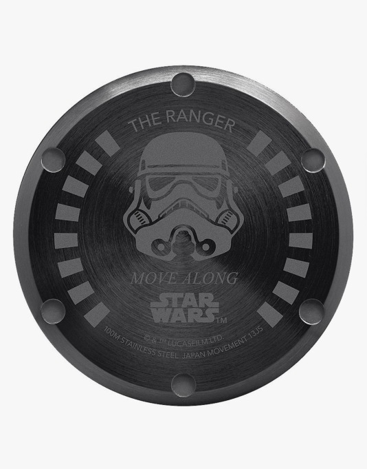 Nixon x Star Wars Ranger Watch - Stormtrooper White